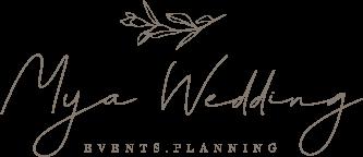 Logo Mya Wedding